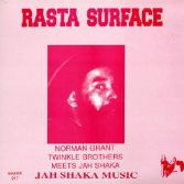 Norman Grant meets Jah Shaka - Rasta Surface (Jah Shaka Music) LP